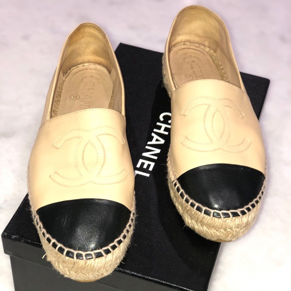 CHANEL Shoes - 🔴SOLD🔴 on 🅿️🅿️